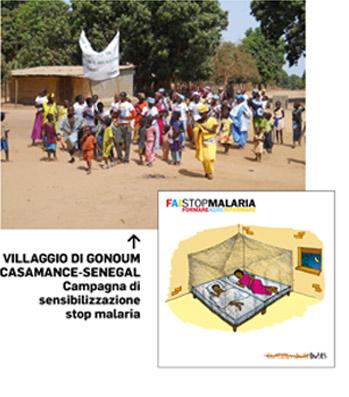 F.A.I. STOP MALARIA