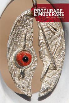 "Dal 18 al 22 Aprile Sculture in mostra ""Procurade e Moderare"" di Venceslao Mascia"