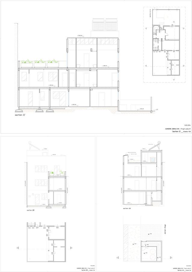 In anteprima i disegni del progetto della nuova sede della Garderie