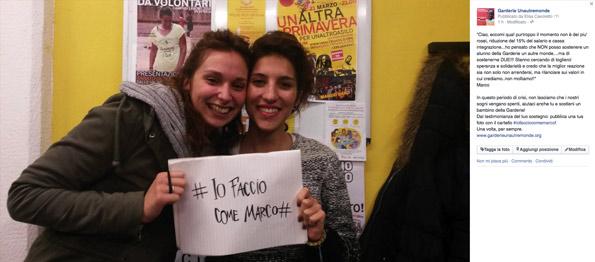 #iofacciocomemarco