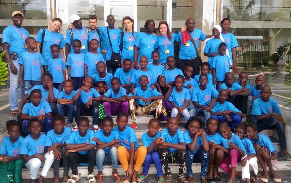 Terminato il settimo campo di lavoro e condivisione a Dakar