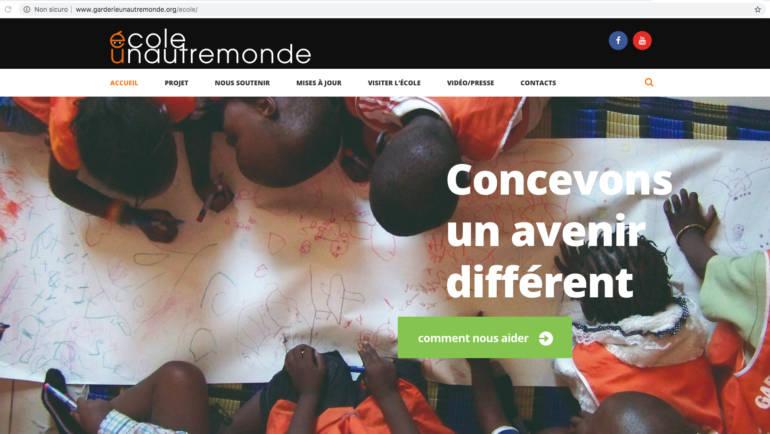 Web École in francese