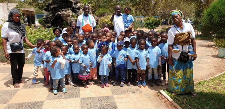 Gita scolastica al Parco Zoologico di Hann