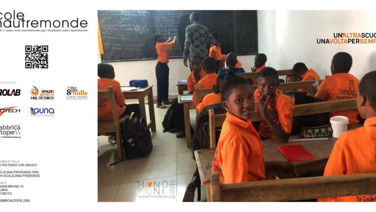 Brochure École Unautremonde 2019/2020