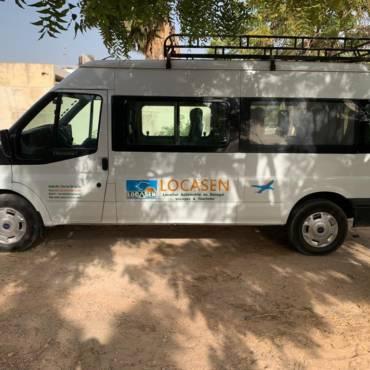 In arrivo il nuovo minibus scolastico!