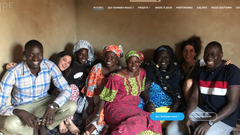 Anno nuovo… sito web dell'associazione Monde Uni nuovo